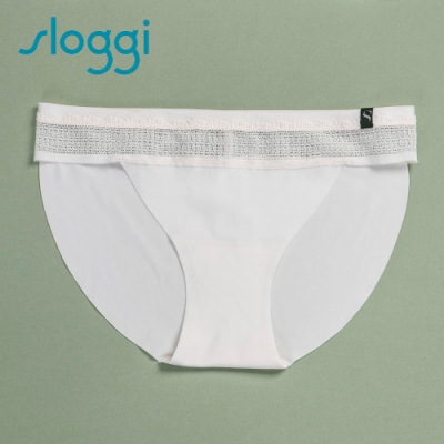sloggi S by sloggi Silhouette高端系列低腰內褲 M-L 柔膚米 74-6457 PB