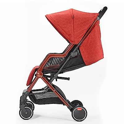 西雅圖 璀沃斯 Diono TT 車 - 輕便型行李式秒收嬰幼兒推車,銅立方
