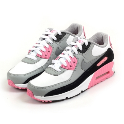 NIKE AIR MAX 90 LTR GS-女 CD6864-104