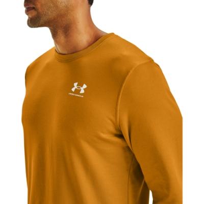 【UNDER ARMOUR】男 Sportstyle長袖套頭衫