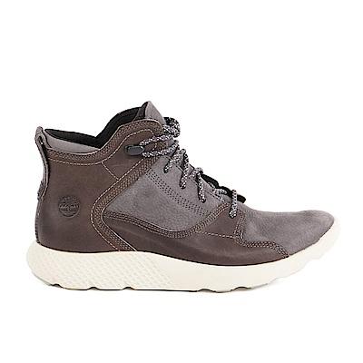 Timberland 男款Flyroam真皮健行鞋 | A1IZW039