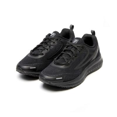 FILA RGB FUSE 中性慢跑鞋-黑 4-J030V-001