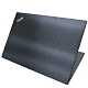 EZstick Lenovo ThinkPad T14  黑色立體紋機身貼 product thumbnail 2