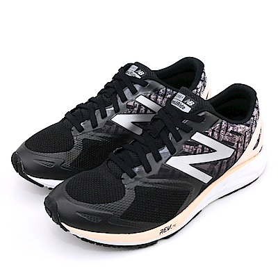 New-Balance 女慢跑鞋 WSTROLB2-D 黑
