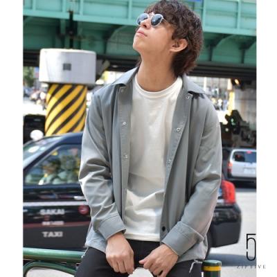 西裝布教練夾克(9色) ZIP日本男裝