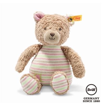 STEIFF德國金耳釦泰迪熊  Gots Rosy Teddy Bear   可愛小熊 (嬰幼兒玩偶)