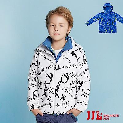(宅配)JJLKIDS 歐式街頭防風外套(2色)
