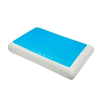 亞曼達Amanda 沁涼凝膠釋壓記憶枕 枕頭 -標準冷凝記憶枕(2入)