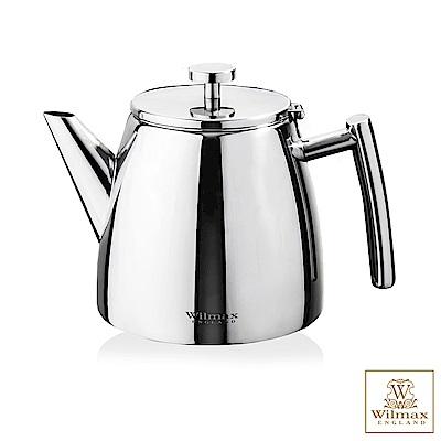 英國 WILMAX 雙層不鏽鋼茶壺 600 ML