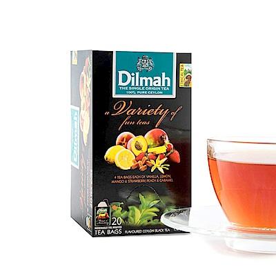 Dilmah 帝瑪 綜合果香紅茶 (2gx20入)