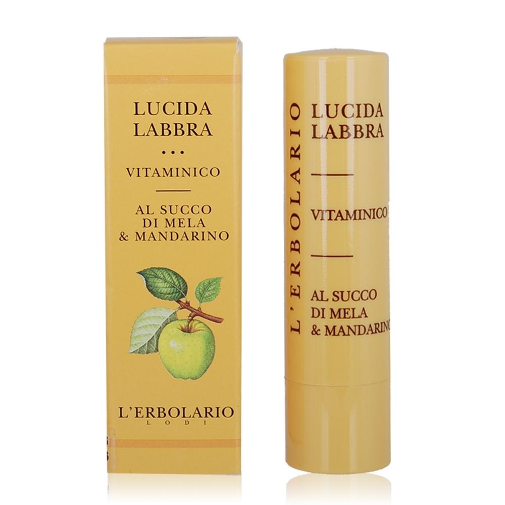 (期效品)L'ERBOLARIO 蕾莉歐 維他命水亮唇膏4.5ml-期效202007