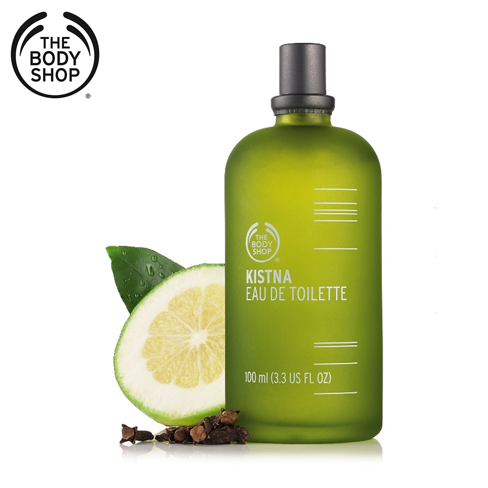 The Body Shop KISTNA騎士噴式香水-100ML