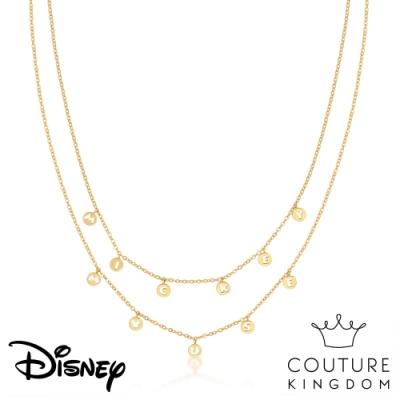 Disney Jewellery by Couture Kingdom 90周年限定款 米奇層次項鍊