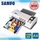 SAMPO 聲寶4滾軸冷熱雙功能A4專業護貝機(福利品 LY-U6A42L) product thumbnail 1
