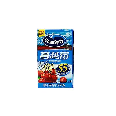 優鮮沛 低卡蔓越莓light果汁(250mlx24入)