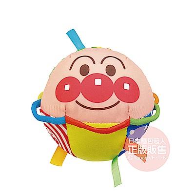 麵包超人-能抓能滾嬰兒布偶球(6m+)