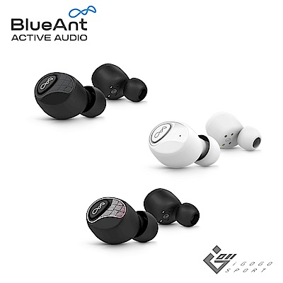 BlueAnt Pump Air 2 真無線運動耳機