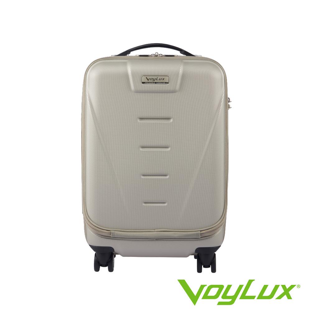 Voylux 伯勒仕-LUXAGE 21吋硬殼 八輪登機箱-香檳金3988129