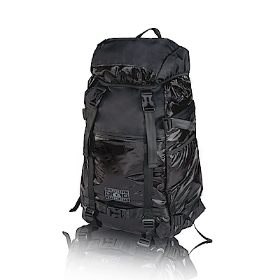 Discovery Adventures  OUTDOOR登山型後背包-黑