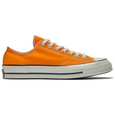 CONVERSE CHUCK 70 OX 低筒休閒鞋 中 橘 164928C