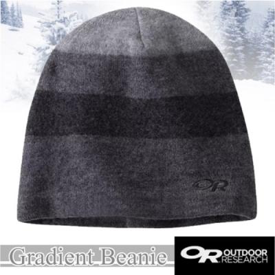 Outdoor Research Gradient Beanie 超輕保暖美麗諾羊毛帽子_木炭灰