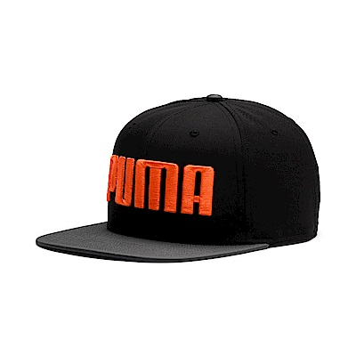 PUMA-男女基本系列蓋帽-黑色