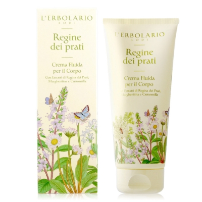 (期效品)L ERBOLARIO 蕾莉歐 繽紛采菊香氛潤膚霜200ml-期效202007