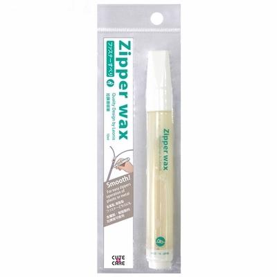 日本製LEONIS拉鍊水蠟筆拉鍊潤滑蠟筆Zipper Wax Pen拉鍊蠟筆99665拉鍊筆