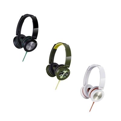 Panasonic 耳罩式扁線穿搭無麥耳機 RP-HXS400