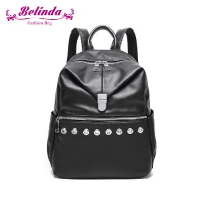 【Belinda】特南克斯後背包(黑色)
