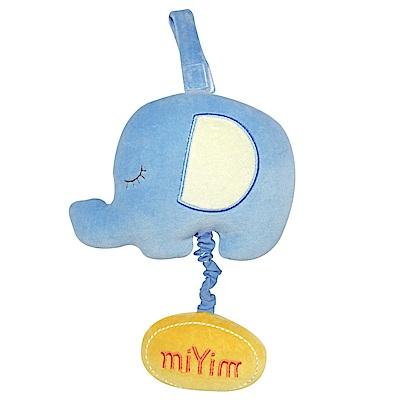 miYim有機棉音樂拉鈴-愛樂芬象