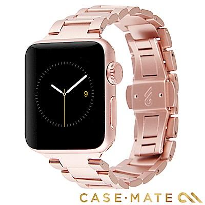 美國 Case-Mate Apple Watch 38 /40mm 不鏽鋼錶帶 - 玫瑰金