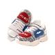 童鞋 輕量透氣飛織運動休閒鞋sd7193 魔法Baby product thumbnail 1