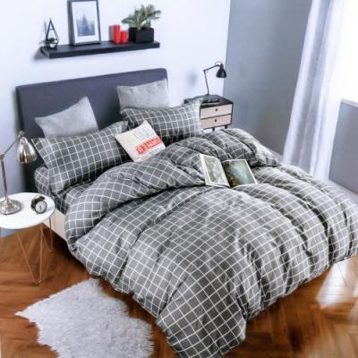 3-HO 雪紡棉 單人床包/枕套 二件組 時尚指標