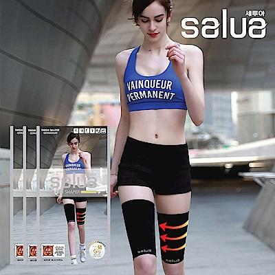 韓國 salua 專利鍺元素大腿塑套  韓國原裝進口 (超值三入組)