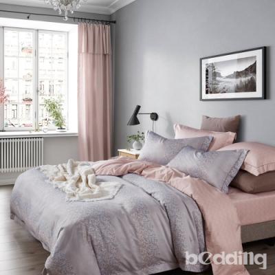 BEDDING-3M專利+頂級天絲-6X7尺特大薄床包三件組-布凡妮