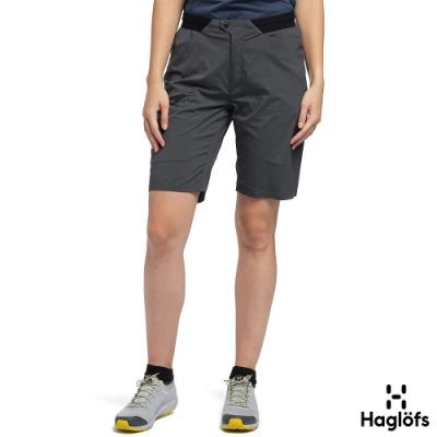 Haglofs 女 L.I.M Fuse 輕量快乾 排汗短褲 磁鐵色