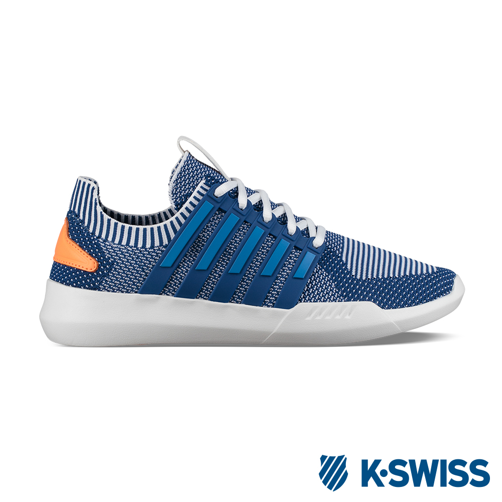 K-SWISS Gen-K Manifesto Knit 鞋-男-藍/霓橘