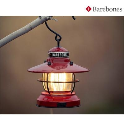 【Barebones】吊掛營燈 Mini Edison Lantern LIV-274 紅色
