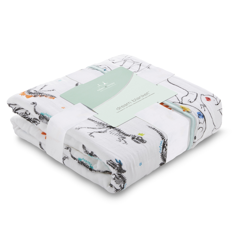 美國aden+anais嬰幼兒被毯-塗鴉系列AA6136 @ Y!購物