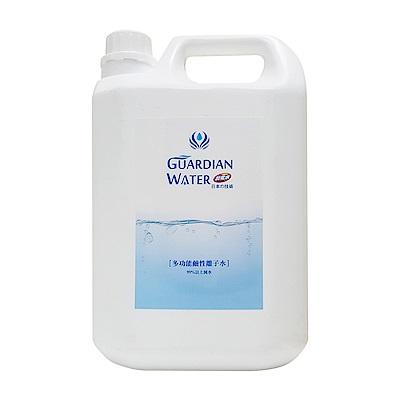 日本宜家利GUARDIAN WATER加電/超電水4000ml
