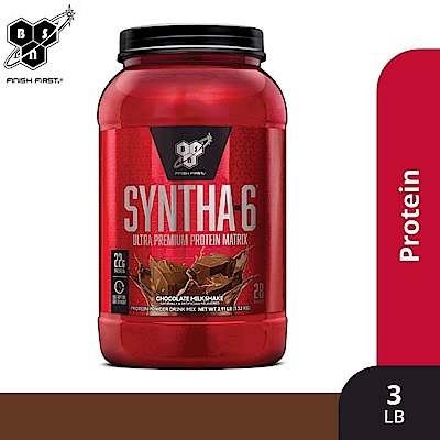 BSN Syntha-6頂級綜合乳清蛋白2.91磅
