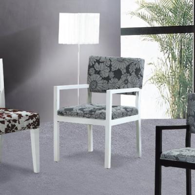 MUNA 瑞克布餐椅/休閒椅(共三色) 60X50X80cm