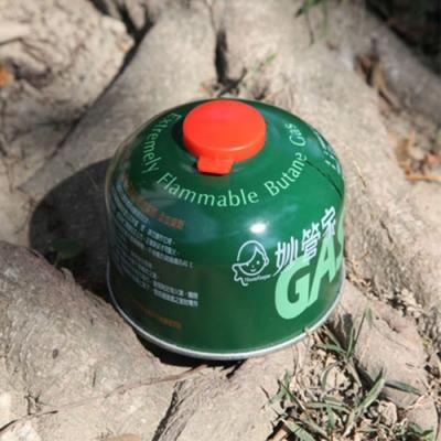 GAS露營登高山高海拔瓦斯燃料氣瓶罐.戶外野炊低溫環境適用標準規格瓦斯罐230g