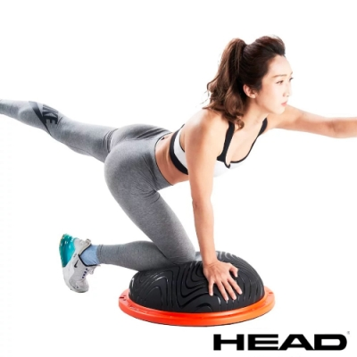 HEAD 防爆半圓平衡球(含彈力繩) Bosuball
