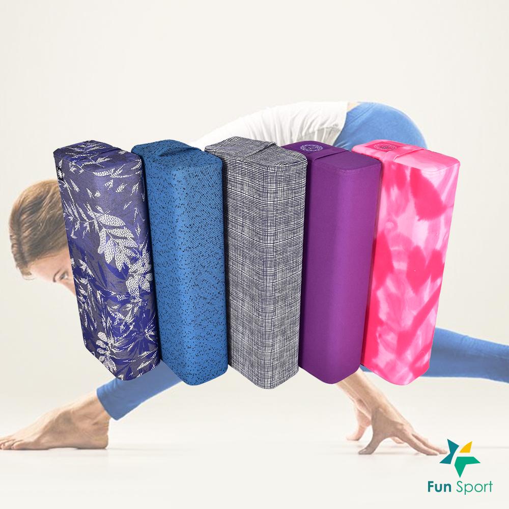 Fun Sport yoga 愛葛莎-專業瑜珈枕輔助枕-Yoga Pillow @ Y!購物