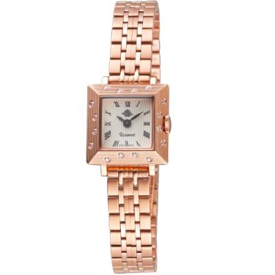 玫瑰錶Rosemont懷舊點滴時尚腕錶(TRS54-05-MT)-玫瑰金