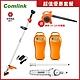 東林CK-210 雙截式電動割草機 (V6-5AH電池兩入+3A充電器)  +412D鏈鋸機下段送CK120吹葉機 product thumbnail 2