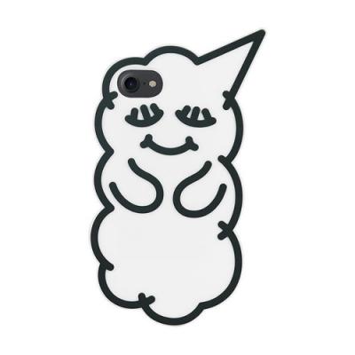 【Candies】睡眠寶寶(白) - iPhone SE2/7/8