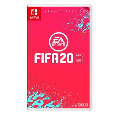(預購) NS FIFA 20 - 英文版